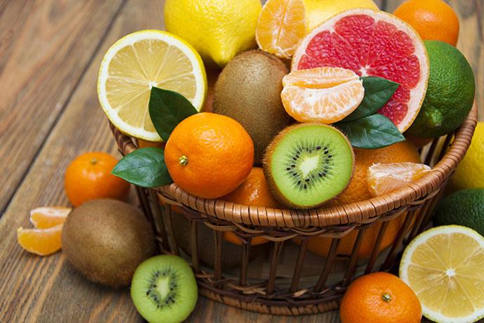 Frutta fresca - Prof. Nicola Sorrentino
