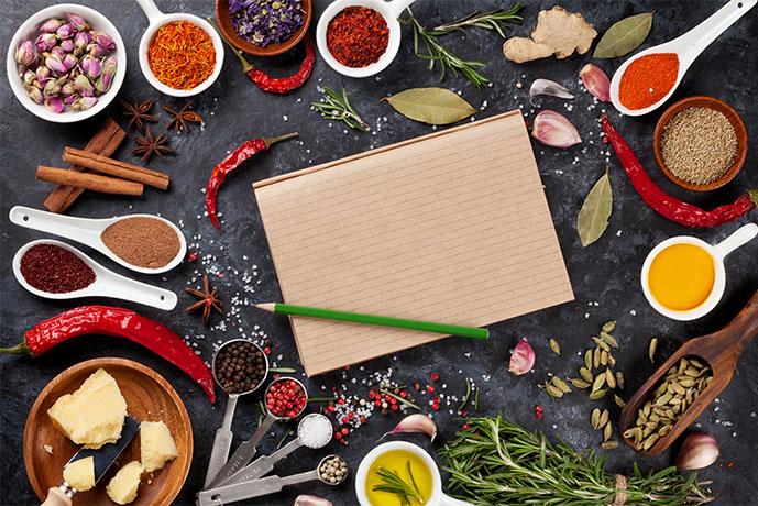Ricette alta cucina dietetica - Prof. Nicola Sorrentino