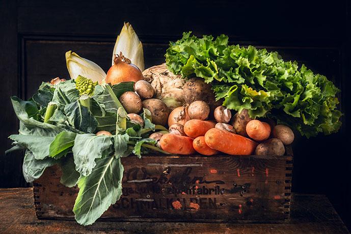 Verdure e ortaggi - Prof. Nicola Sorrentino