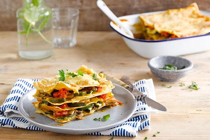 Lasagne con verdure - Prof. Nicola Sorrentino