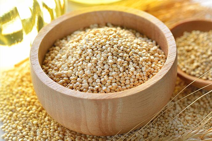 Quinoa - Prof. Nicola Sorrentino