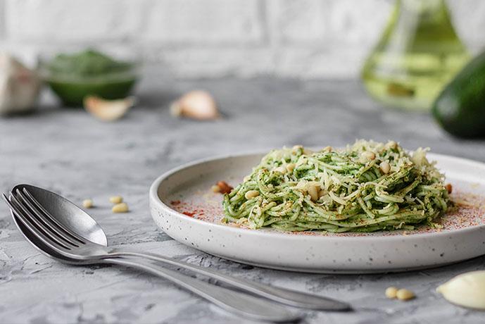 Spaghetti vegani - Prof. Nicola Sorrentino