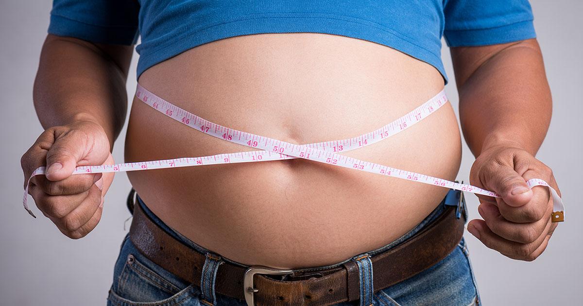 Uomo sovrappeso - Prof. Nicola Sorrentino