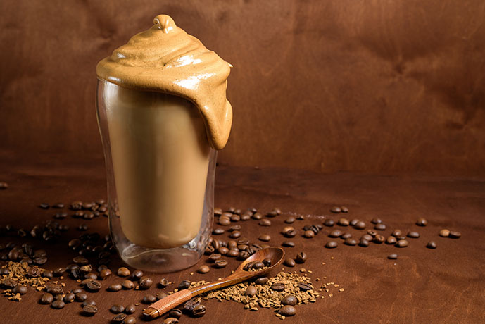 Mousse al caffè - Prof. Nicola Sorrentino