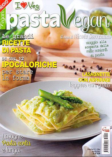 I Love Veg n.2 di settembre/ottobre 2015 - rassegna stampa - Prof. Nicola Sorrentino