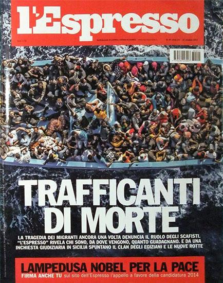 l'Espresso n.41 del 17 ottobre 2013 - rassegna stampa - Prof. Nicola Sorrentino