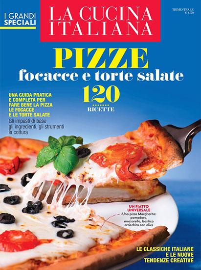 La Cucina Italiana - I Grandi Speciali n.46 del 2015 - rassegna stampa - Prof. Nicola Sorrentino