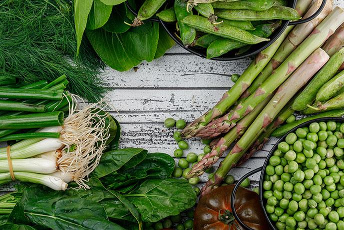 Verdure e legumi - Prof. Nicola Sorrentino