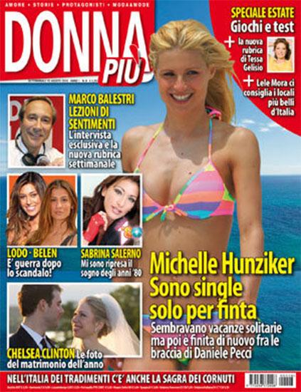 Donna Più n.8 del 12 agosto 2010 - rassegna stampa - Prof. Nicola Sorrentino