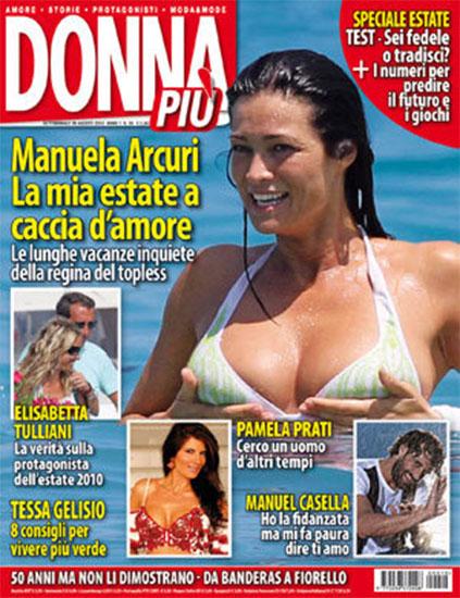 Donna Più n.10 del 26 agosto 2010 - rassegna stampa - Prof. Nicola Sorrentino