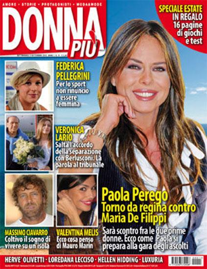Donna Più n.11 del 2 settembre 2010 - rassegna stampa - Prof. Nicola Sorrentino