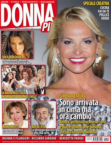 Donna Più n.14 del 23 settembre 2010 - rassegna stampa - Prof. Nicola Sorrentino