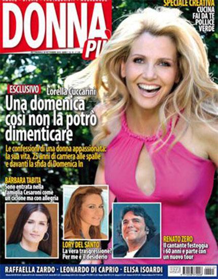 Donna Più n.15 del 30 settembre 2010 - rassegna stampa - Prof. Nicola Sorrentino