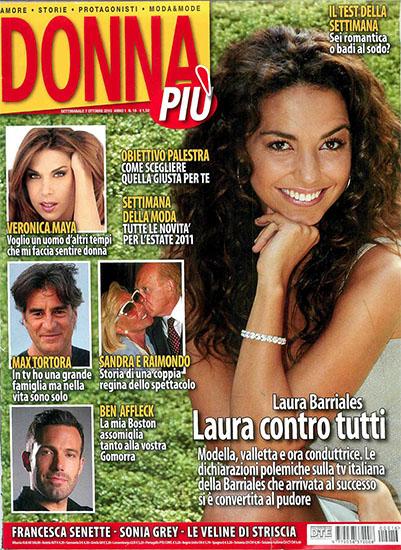 Donna Più n.16 del 7 ottobre 2010 - rassegna stampa - Prof. Nicola Sorrentino