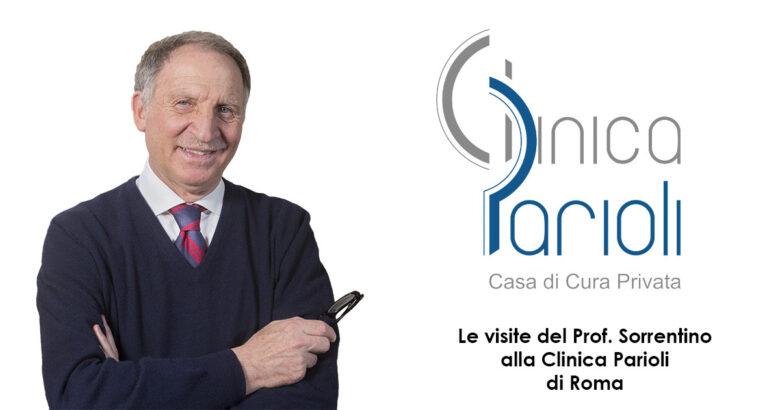 Clinica Parioli Roma - Prof. Nicola Sorrentino