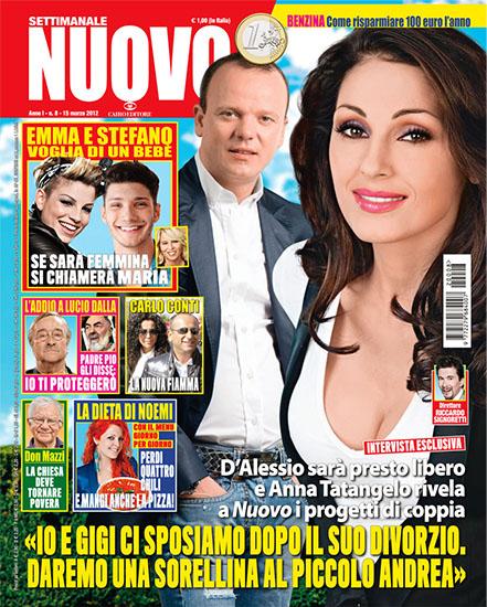 Nuovo n.8 del 15 marzo 2012 - rassegna stampa - Prof. Nicola Sorrentino