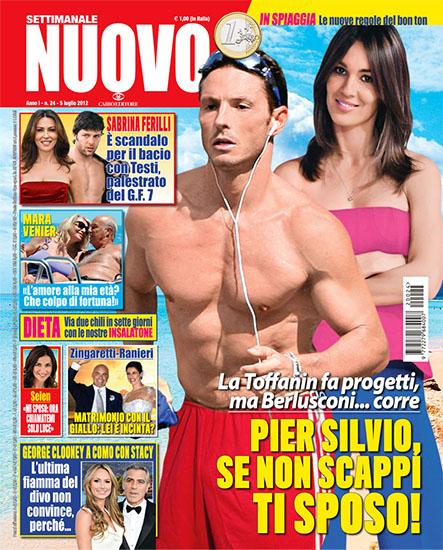 Nuovo n.24 del 5 luglio 2012 - rassegna stampa - Prof. Nicola Sorrentino