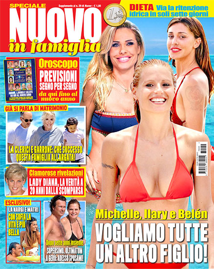 Speciale Nuovo in Famiglia supplemento a Nuovo n.2 del 27 luglio 2017- rassegna stampa - Prof. Nicola Sorrentino