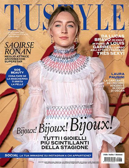 Tu Style n.46-47 del 3 novembre 2020 - rassegna stampa - Prof. Nicola Sorrentino