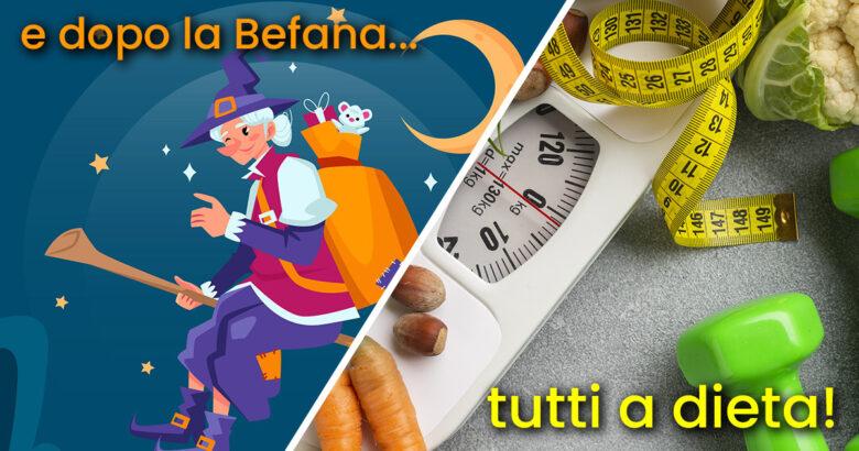 Dopo la befana tutti a dieta - Prof. Nicola Sorrentino