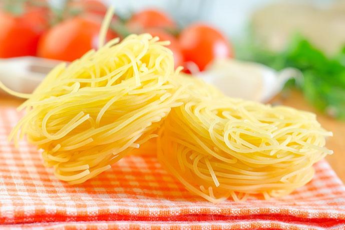 Pasta capelli d'angelo - Prof. Nicola Sorrentino