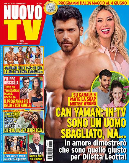 Nuovo TV n.21 del 31 maggio 2021 - rassegna stampa - Prof. Nicola SorrentinoNuovo TV n.21 del 31 maggio 2021 - rassegna stampa - Prof. Nicola Sorrentino