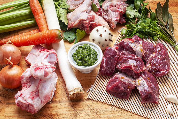Carne per brodo - Prof. Nicola Sorrentino