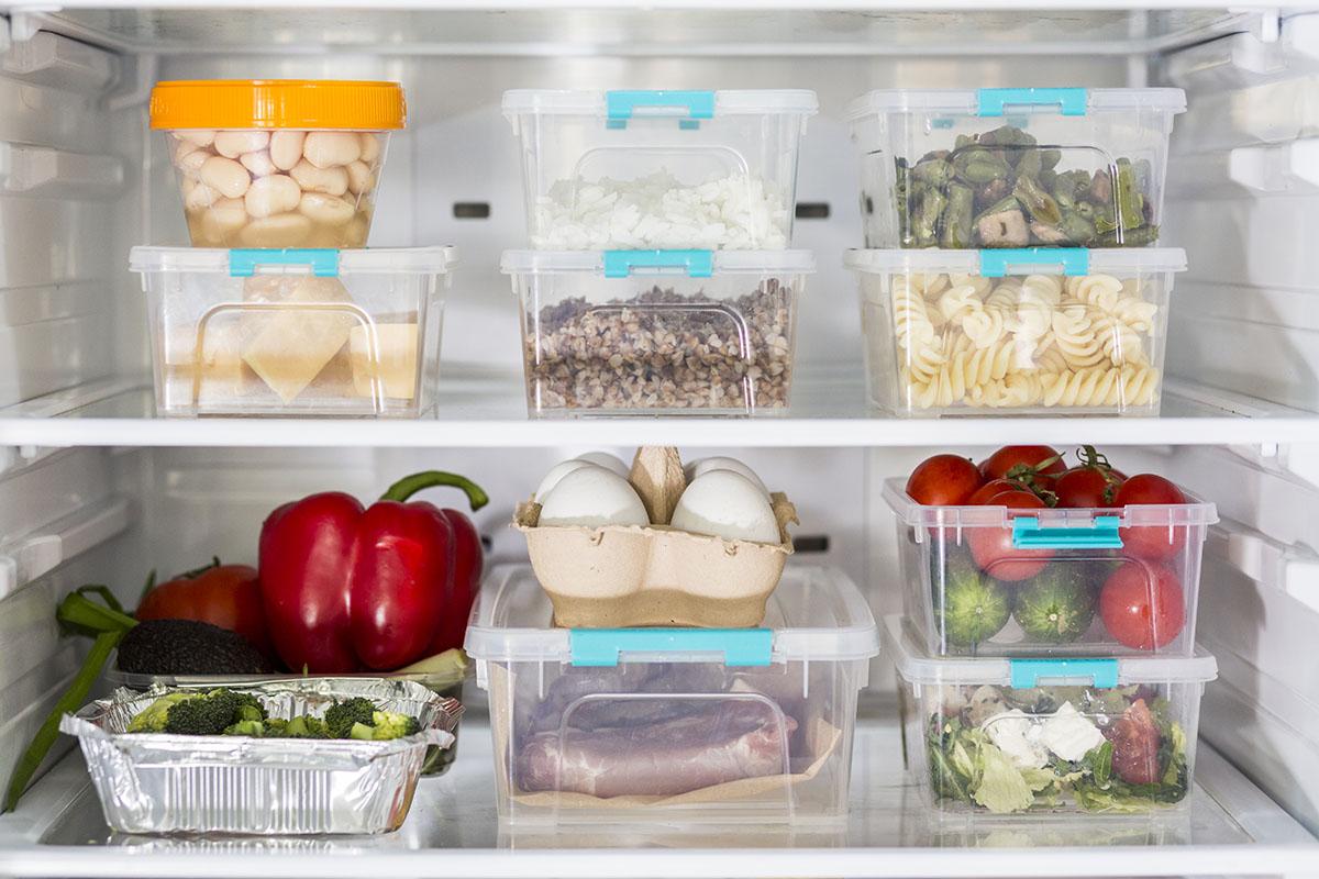 Come conservare gli alimenti in frigo - Prof. Nicola Sorrentino
