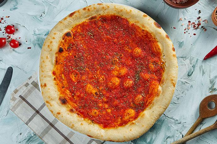 Pizza marinara - Prof. Nicola Sorrentino