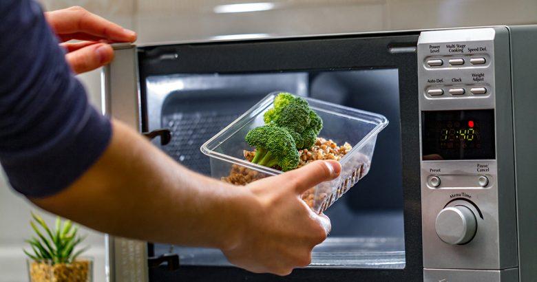 Cottura nel forno a microonde - Prof. Nicola Sorrentino